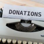 Spendenbereitschaft trotz Corona hoch